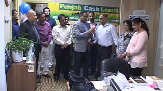 Punjab Money Exchange and PCA   opening of new location   2013