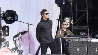 Beady Eye - Four Letter Word [Live at Glastonbury Festival, Other Stage - 28-06-2013]