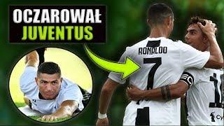 Ronaldo OCZAROWAŁ NOWYCH KOLEGÓW i Kibiców Juventusu! Trenuje Więcej niż Inni!