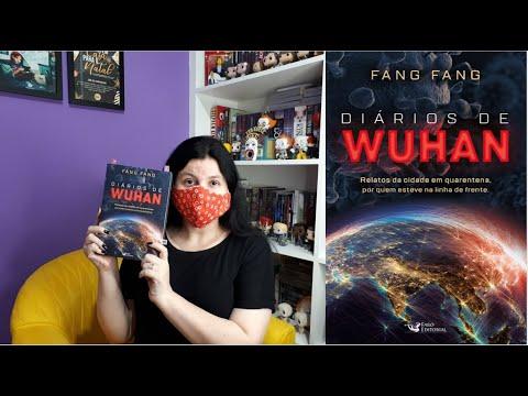 Diários de Wuhan?o polêmico diário da jornalista chinesa?Fang Fang