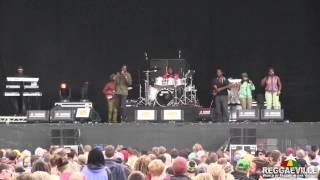 Richie Spice - Brown Skin @ Chiemsee Reggae Summer 2013