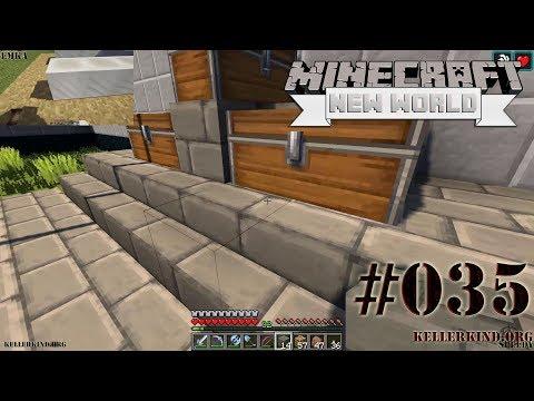 Eine Zwergenschmiede, Teil 2 ★ #35 ★ We Play Minecraft SMP: A New World [HD|60FPS]