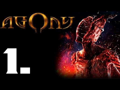 Gameplay de Agony