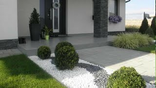 100 Small Front Yard Landscaping Ideas - Home Garden Design 2020