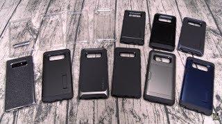 Samsung Galaxy Note8 Spigen Case Lineup