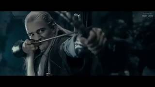 Legolas All Fight Scenes Lord Of The Rings/The Hobbit