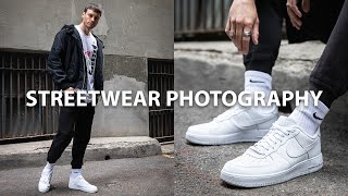 6 Tips For MENS Streetwear FASHION Photography