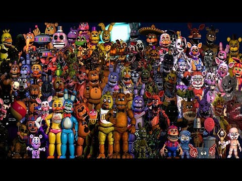 Download Ultimate Custom Night Fnaf 1 2 3 4 5 6 All