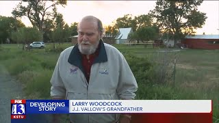 Grandparents Visit Site Where Childrens Remains Were Found