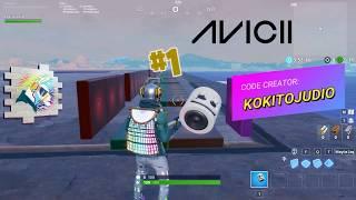 Gambar cover Avicii - Levels (Official Fortnite Creative Mode Video) Tribute