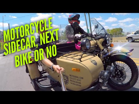 SIDECAR | Motorbike: Reviews for All Sort Of Motos