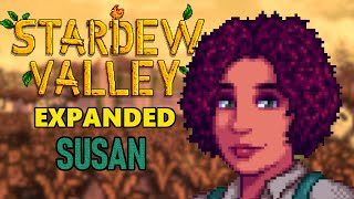 Stardew Valley Expanded Mod - Susan