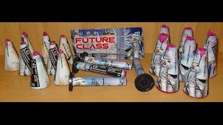 Lesli Future Class - Mega Kat.1 Fontänenbeutel
