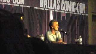 Том Фелтон, Tom Felton on Fanfiction - Dallas Comic Con