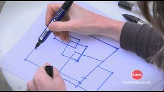 How To Layout Your Garden (part 1) - Plotting Plants And Landscaping
