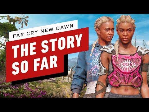 ما هي الأحداث التي جرت بين Far Cry 5 و Far Cry New Dawn؟