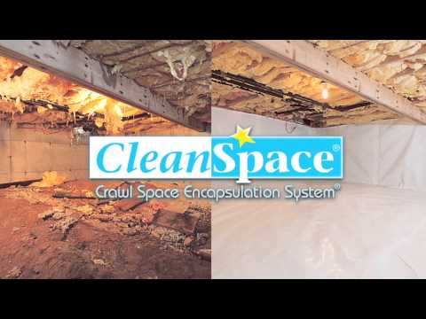 Your damp, musty crawl space is a breeding ground for mold, bugs and pests. Over time, these problems can compromise your home's structural integrity, your family's health and the property value!Don't let that nasty crawl space get you down! In Des Moines, IA, Midwest Basement Systems can transform it into a clean and healthy space with the exclusive CleanSpace Crawl Space encapsulation system and with the powerful SaniDry crawl space dehumidifier and air filtration system, mold, dust mites and other pollutants will be gone for good! The CleanSpace system protects your home, improves indoor air quality, and as an added bonus, makes your whole house an average of 18% more energy efficient. If your home sits on a nasty, dirt, vented crawl space, call Midwest Basement Systems. Iowa's expert in All Things