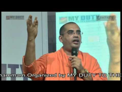 Hero | Swami Bodhamyananda | TELUGU IMPACT Khammam 2014