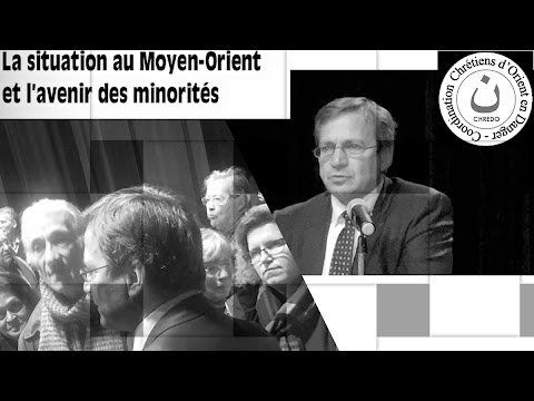 Avenir des minorités au Moyen-Orient