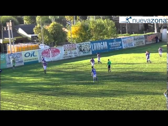 Viale F.B.C cayó por 1 a 0 frente a Atlético Uruguay en condición de local