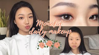 DAILY MAKEUP | MONOLID TUTORIAL