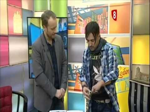 Oscar Sanjuan TV CYL