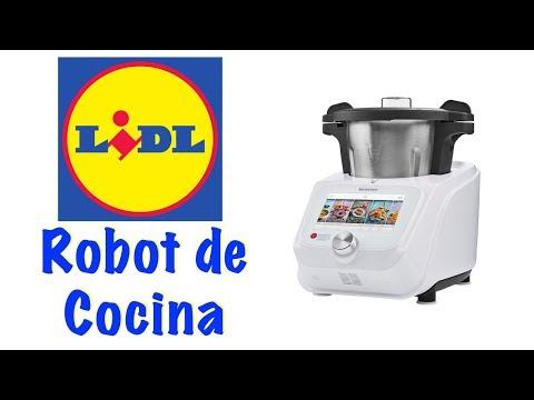 Vlog 46 Robot de Cocina de Lidl | Silvercrest Monsieur Cuisine Connect | Yasobas Vlogs