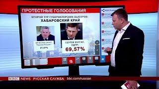 """Почему """"Единая Россия"""" проиграла в Хабаровске и Владимире"""
