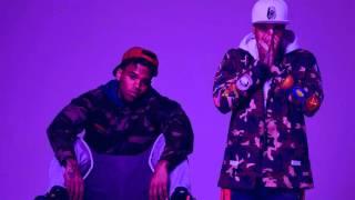 Chris Brown & Tyga  - Regular Girl [Slowed]