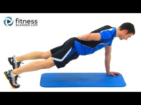 Bodyweight Workout Routine - Nonstop Total Body Workout Mp3