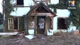 preview picture of video 'Lost Places Alien Haus Harpstedt  Klein Amerika Januar 2014'