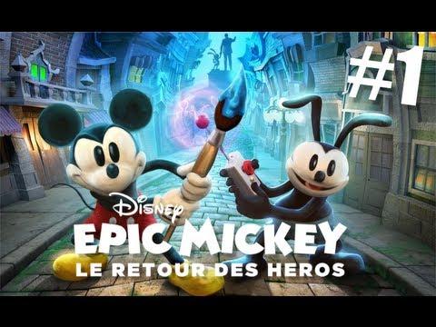 Epic Mickey : Le Retour des Héros PC