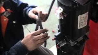 electric control wiring