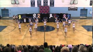 BELIEVE - Cancer Dedication Dance by NWP Dance Team