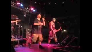 7 Seconds - Walk Together, Rock Together @ Brighton Music Hall in Boston, MA (8/2/14)