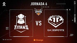 Tenerife Titans E.C. VS GA Esports   Jornada 6   Temporada 2018/2019