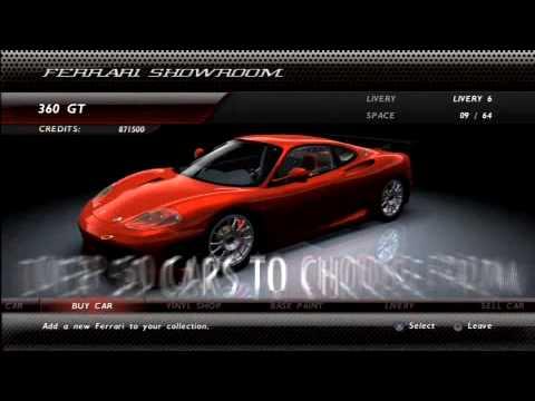 Видео № 0 из игры Ferrari Challenge: Trofeo Pirelli (Б/У) [PS3]