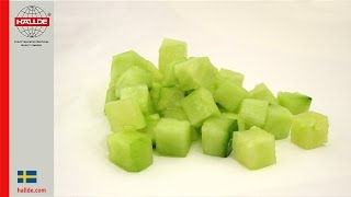 Cucumber: Dicing Grid 10×10 mm