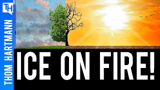 Climate Change Solutions in ICE on Fire Film