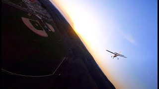 The plane chase | FPV Chase Footage | EmuFlight