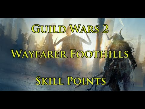 Guild Wars 2: Wayfarer Foothills Skills Guide HD Mp3