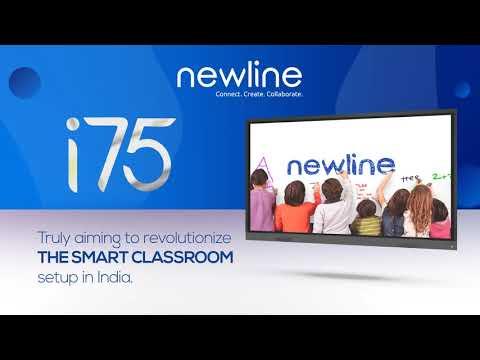 Newline I75 Interactive Panel