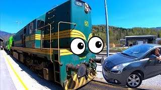 Learn Transport Vehicles for Children | Trains & Cars Transport Adventure w/ Timko Kid