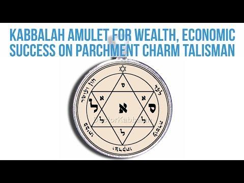 mp4 Wealth Kabbalah Amulet, download Wealth Kabbalah Amulet video klip Wealth Kabbalah Amulet