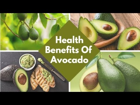 12 Surprising Health Benefits Of Avocado || Reasons Why you Should Eat Avocado Every Single Day.