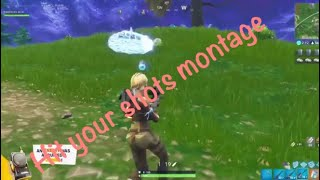 Hit your shots (montage)