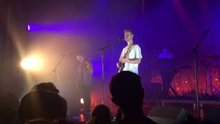 Tom Misch - Man Like You (Patrick Watson) Live @Paris, Le Trianon