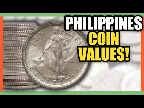 PHILIPPINES COINS WORTH MONEY - VALUABLE FOREIGN COINS TO LOOK FOR Mp3