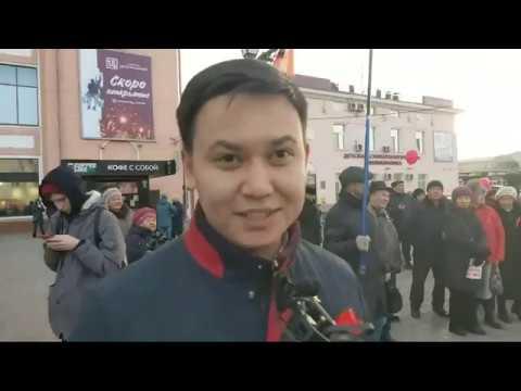 С праздником Великой Октябрьской социалистической революции!!! 7 ноября 2019 видео