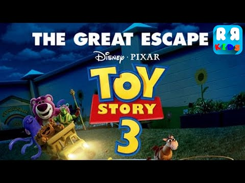 Toy Story 3: The Great Escape - IOS - Storybook